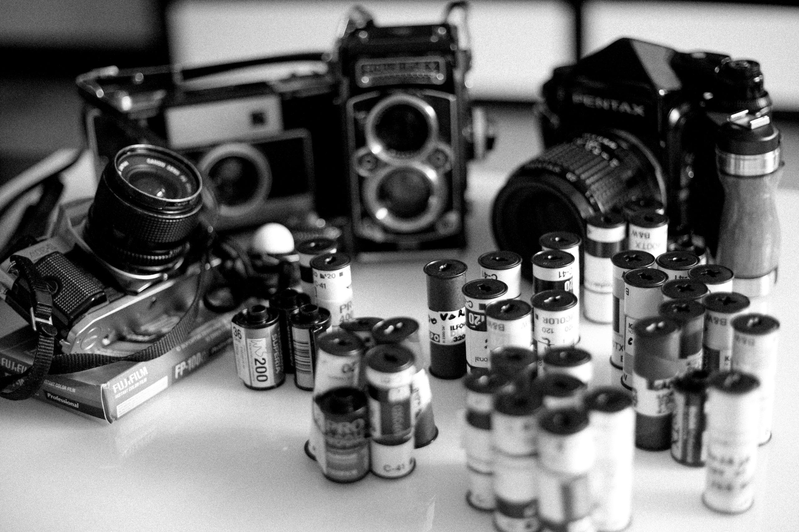ATELIER OF FILM PHOTOGRAPHY